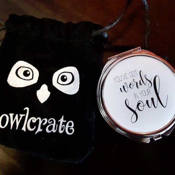 OwlCrate Pocket Mirror